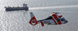 Offshore-Rescue per HHelikopter